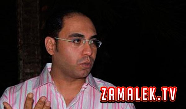 خالد لطيف ينفي الهجوم على حازم إمام بسبب انتخابات الجبلاية